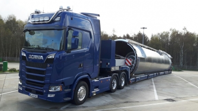 Scania S 580 Next Generation